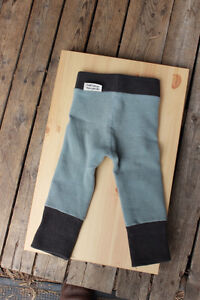 Wool shorties, longie, diaper cover - cache-couche laine