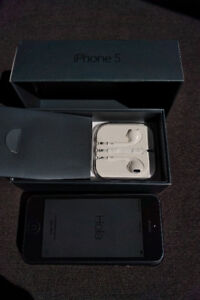 iPhone 5 - Locked to Rogers - $150