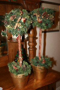 4.Christmas- Various Arrangements- See All Photos-NEW LOW PRICES