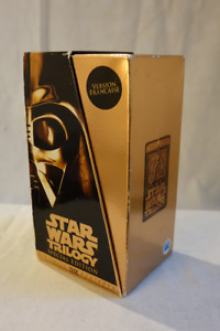 Coffret Star Wars Trilogy Special Edition (Gold) - VHS - (VF)