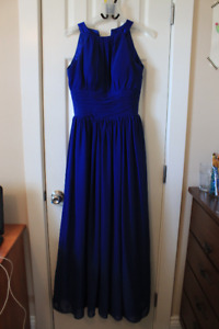 Beautiful Royal Blue Prom or Bridesmaid Dress for Sale