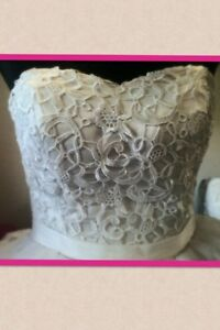 Deb or wedding lace bodice dress all sizes made to order Vermont Whitehorse Area Preview