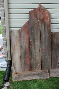 50+ YEAR OLD BARN BOARD $6.25/FT