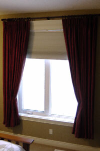 Professional Custom Made Quality Blackout Curtains