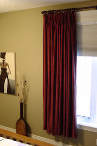 Professional Custom Made Quality Blackout Curtains Strathcona County Edmonton Area image 3