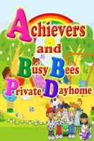 ACHIEVERS AND BUSY BEES  DAYHOME
