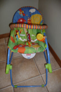 Fisher Price Infant to Toddler Seat