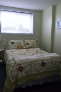 Fully furnished apartment , weekly, monthly or long term