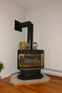 Regency Gas Stove