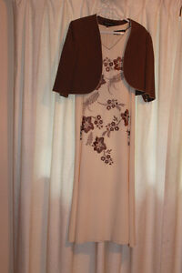 Elegant dress for wedding, other special occasion