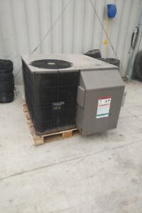 Oil Furnace with AC - Thermopride combo unit