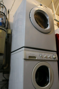 Kenmore/Fridgidaire front load washer and dryer set