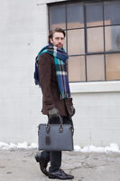 Free!!! Give Away!! Men's Briefcase! $350 Value