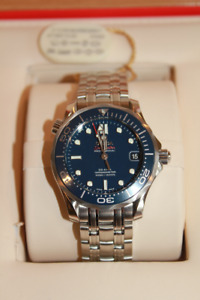 OMEGA Seamaster Diver 300M Co-Axial 36.25 mm