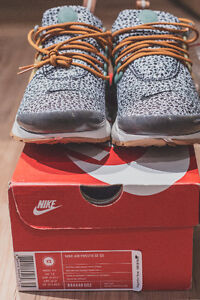 "Nike AIR PRESTO SE QS ""SAFARI"" - size XS (8-9) - DS Kitchener / Waterloo Kitchener Area image 3"