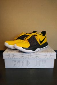 Nike kyrie low one yellow zoom