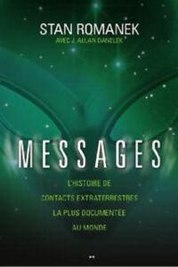 message contact extraterrestre,comunion,OVNI,plus de 150 livres