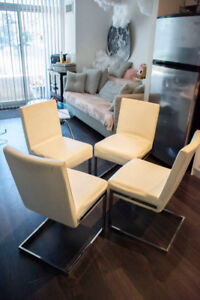 Dining Chair Set of Four - For SALE