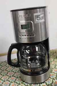 HBPro 46000 12-Cup Coffee Maker, All Stainless Steel