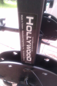 Support HOLLYWOOD pour 3 vélos