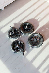 Valco Baby Offroad Wheels for Snap Model Strollers (Sports Pack)