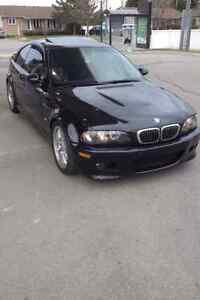 BMW M3 Premium Package Manuel mint