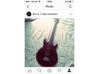 1974 Gibson Ripper bass
