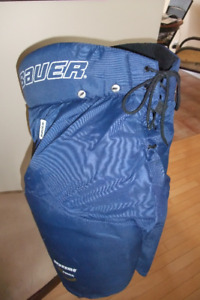 Bauer Supreme 1000 hockey pants / culottes de hockey