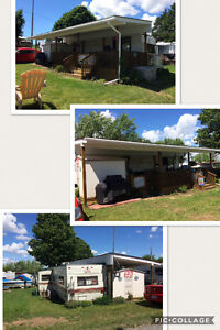 Trailer park model in Bobcaygeon