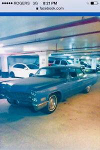 67 Caddy 5500.00 B/O for this week only