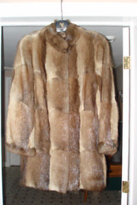 Ladies Mitchell Furs outer wear coats