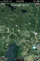 Motivated seller ! Rural wooded lot, 5min west of Sturgeon Falls