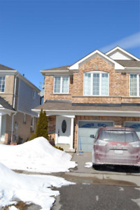 3+1 Bed Semi-Detached House for Rent - Ajax (Westney/Williamson)