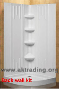 Shower stalls-enclosures.Overstock blow out sale