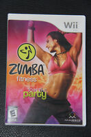 Zumba Fitness Join The Party Nintendo Wii