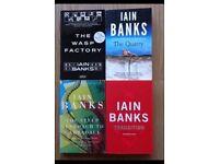 BOOKS IAIN BANKS