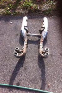 Honda goldwing GL1000 exhaust