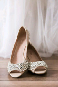 Wedding or Prom Shoes - High Heels