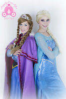 Winnipeg Princess Parties Princesses~Superheroes~Facepainters