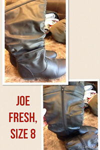 Ladies boots, good condition