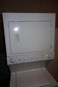 Frigidaire stacked washer and gas dryer working condition Kitchener / Waterloo Kitchener Area image 2