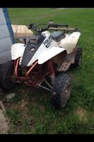 Polaris parts or fix me upper