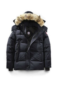 Canada Goose Men's Wyndham Parka Brand New with Tags.