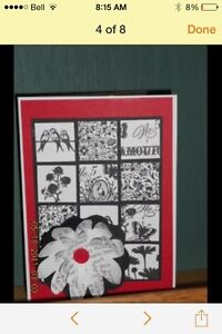 StAmpin up clearly for you