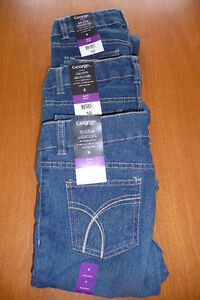 3 Pairs Jeans Size 8 NEW