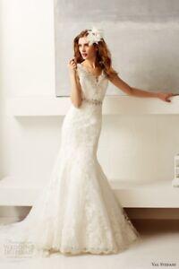 Wedding Dress by Val Stefani