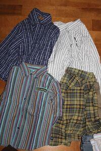 vêtements garçon, 4-6 ans, 15 morceaux