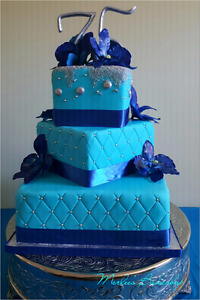 I offer Custom Cakes,cupcakes,fresh bread and pastry
