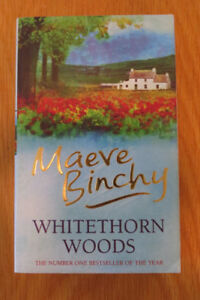 Maeve Binchy novels - $1.00 each