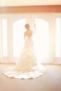 Robe de mariée (Taille 8)